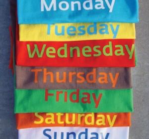 Colour days