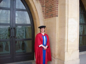 My PhD graduation